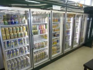 アイス・冷食用冷凍リーチインケース