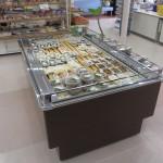惣菜用平型ショーケース
