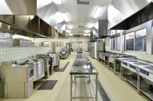 空調室内機(厨房用天吊型)
